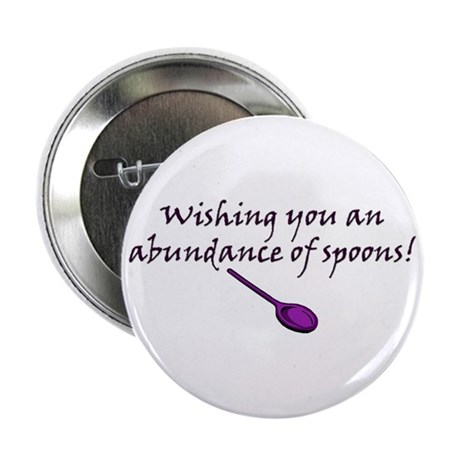 Wishing you an Abundance of S Button