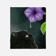 Cat 514 Throw Blanket