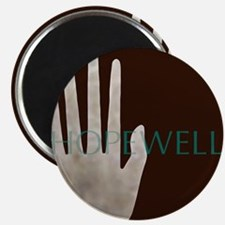 Hopewell Mound Mica Hand Magnet
