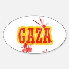Gaza blood T shirts Decal