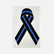 Memorial Ribbon Rectangle Magnet