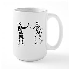 Bartholomew Roberts 1 Black Mugs