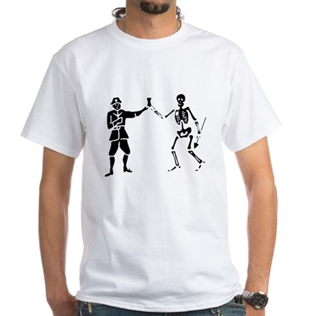 Bartholomew Roberts 1 Black T-Shirt