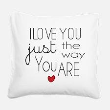 z15 Square Canvas Pillow