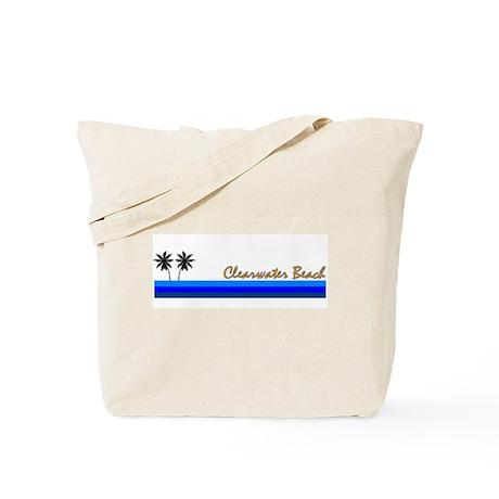 Clearwater Beach, Florida Tote Bag
