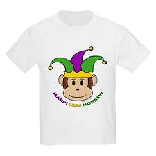 Mardi Gras Kids T-Shirt