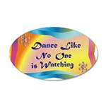 dance LIKE....png Wall Decal