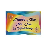dance LIKE....png Magnets