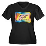 dance LIKE....png Plus Size T-Shirt