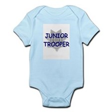 """JUNIOR TROOPER"" Infant Creeper"