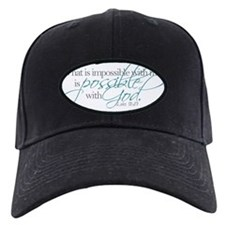 Possible with God Baseball Hat