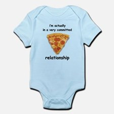 Im actually in a relationship Body Suit