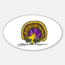 Woodstock Turkey Decal