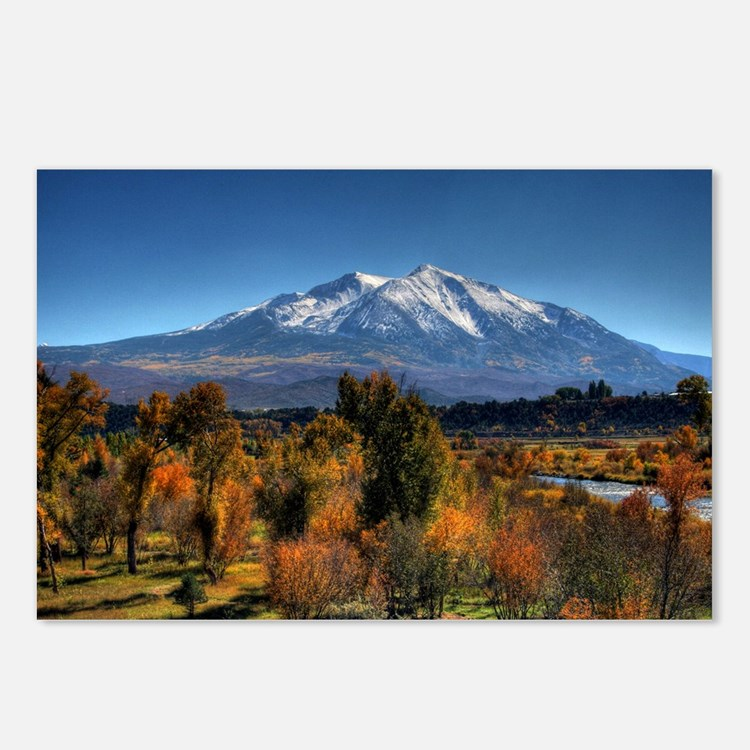 Mt Sopris - Postcards (Package of 8)
