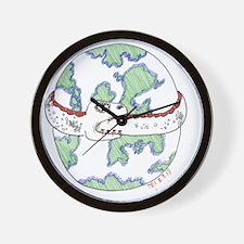 Jormungandr Wall Clock