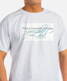 Possible with God T-Shirt
