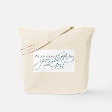Cool God Tote Bag