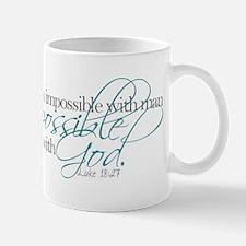 Cute Bible verse Mug