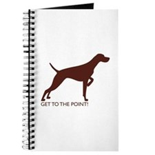 Notepad 5x8 - The Point Chocolate