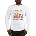 Lord of Misrule/Twelfth Night Long Sleeve T-Shirt
