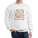 Lord of Misrule/Twelfth Night Sweatshirt