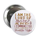Lord of Misrule/Twelfth Night Button