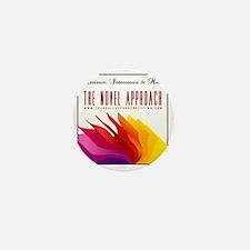 The Novel Approach Mini Button