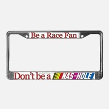 NASHOLE --License Plate Frame