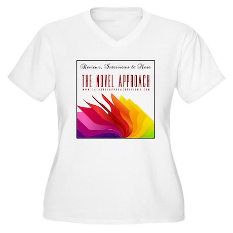 The Novel Approach Reviews Plus Size T-Shirt
