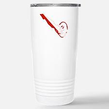 Squid Diver Travel Mug