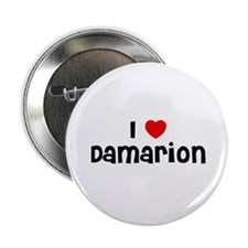 "I * Damarion 2.25"" Button (10 pack)"