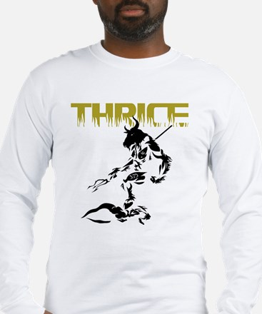 Thrice; The revengful yet ben Long Sleeve T-Shirt