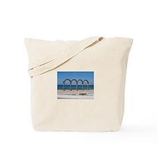 Puerto Vallarta Seaside Tote Bag