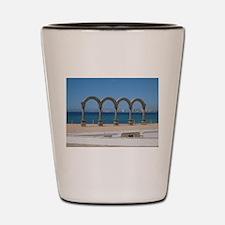 Puerto Vallarta Seaside Shot Glass