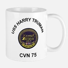 USS Harry Truman CVN 75 Mugs