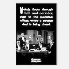 """""""Strange Deal"""" Design Postcards (Package of 8)"""