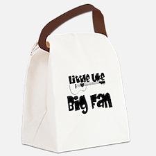 Ukulele Fan Canvas Lunch Bag