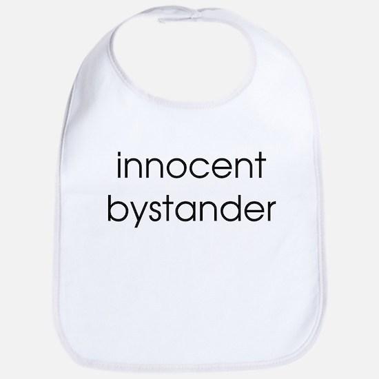 innocent bystander Bib