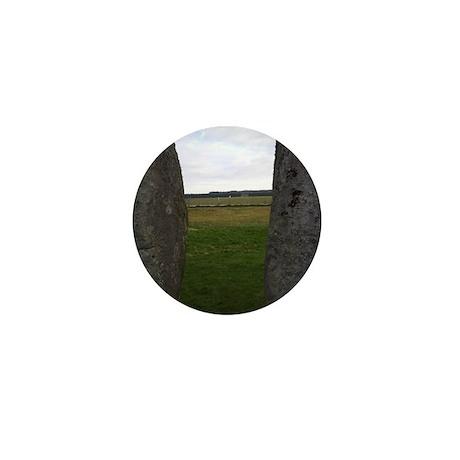 Ancient Monolithic guardians Mini Button