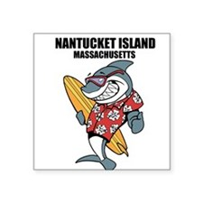 Nantucket Island, Massachusetts Sticker