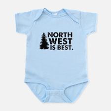 Northwest is Best 1 Body Suit