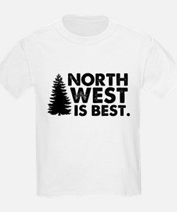 Cute Pacific northwest T-Shirt