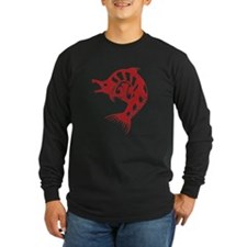 sockeye4 Long Sleeve T-Shirt