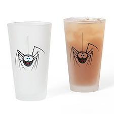 Hairy Spider Drinking Glass