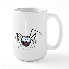 Hairy Spider Mugs