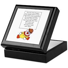Baby shower gifts Keepsake Box