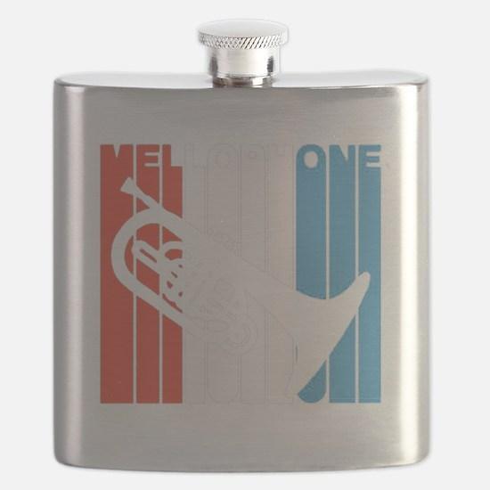 Cute Mellophone Flask