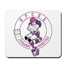 StraightJackettes trans Mousepad