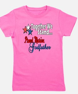 MilitaryEditionTogetherMarine copy.png Girl's Tee