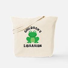 Children's Librarian Tote Bag